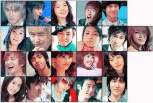 من هم أشهر النجوم الكوريين في تايلند ..؟؟!