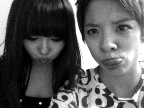 Amber تكشف عن صداقتها مع Min و Jia عضوتي Miss A ..!! Vhmwh